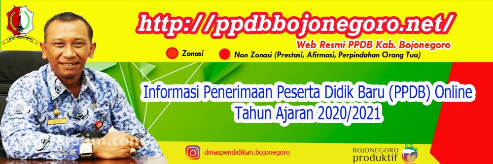 Selamat Datang di Web Resmi Dinas Pendidikan<BR>Kabupaten Bojonegoro